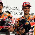 MotoGP - Marc Marquez y Dani Pedrosa - Team HRC