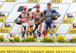 MotoGP - Sachsenring - Dani Pedrosa - Marc Marquez - Jorge Lorenzo