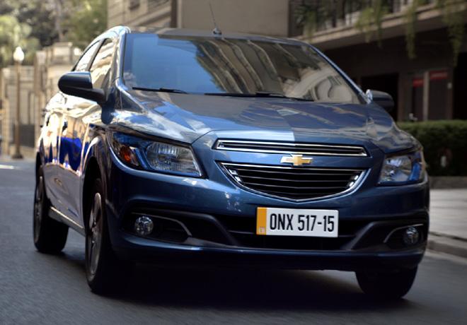 Nuevo Comercial del Chevrolet Onix 1