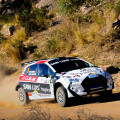 Rally Argentino - Sierras Chicas - Miguel Baldoni - Peugeot 208 MR