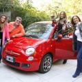 Rally de las Princesas 2014 - Copa Fiat 500 1