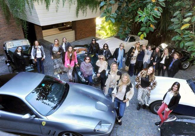 Rally de las Princesas 2014 - Copa Fiat 500 2
