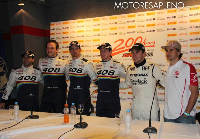 STC2000 - Buenos Aires - Morgenstern-Canapino - Giallombardo-Girolami - Werner-Serra