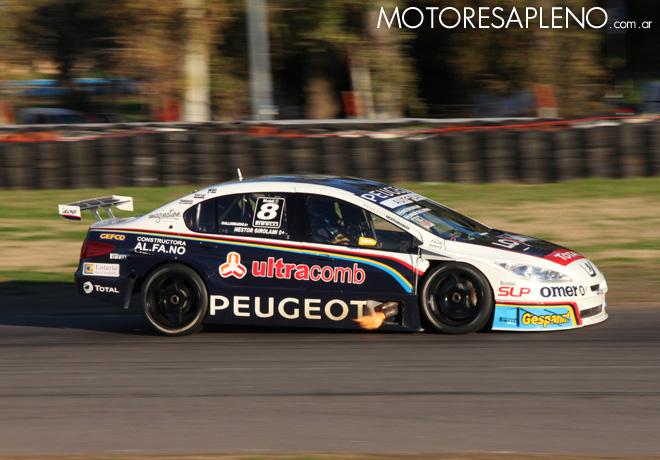 STC2000 - Buenos Aires - Nestor Girolami-Mauro Giallombardo - Peugeot 408