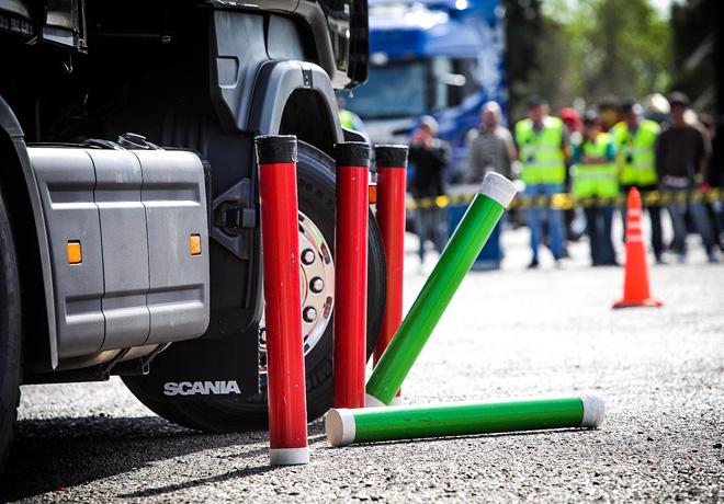 Scania - Mejor Conductor de Camiones de Argentina 2
