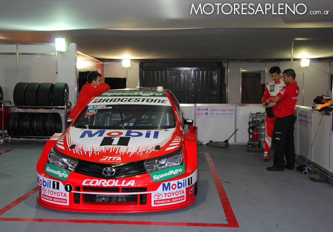 Super TC2000 - Toyota Team Argentina 3