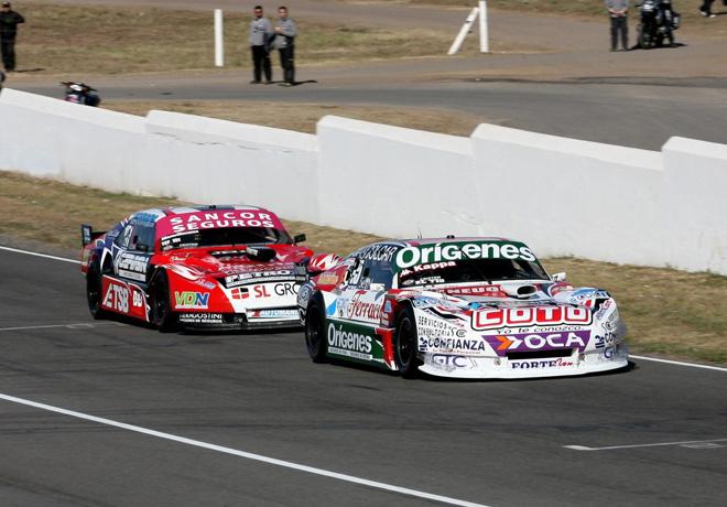TC Pista - Alta Gracia - Camilo Echevarría y José Manuel Urcera - Chevrolet