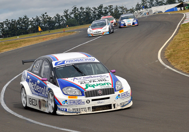 TC2000 - Parana 2014 - Lucas Colombo Russell - Fiat Linea