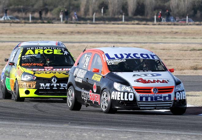 TN - San Luis II 2014 - Clase 2 - Andres DAmico - VW Gol Trend