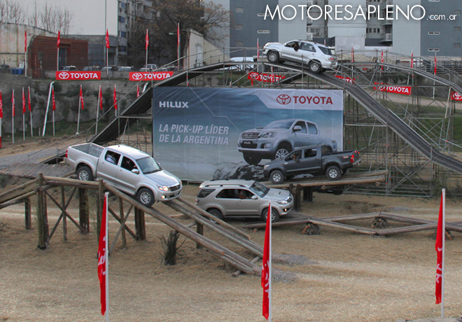 Toyota - La Rural 2