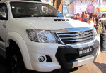 Toyota - La Rural 2014 - Nueva Hilux 1