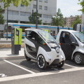 Toyota i-Road y Coms - Smart City con Citelib by Ha-mo