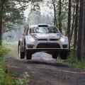 WRC - Finlandia 2014 - Dia 1 - Jari-Matti Latvala - VW Polo R