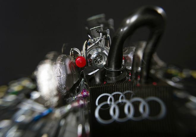 Audi - Motor TDI de competicion 3