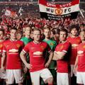 Chevrolet - nueva camiseta del Manchester United