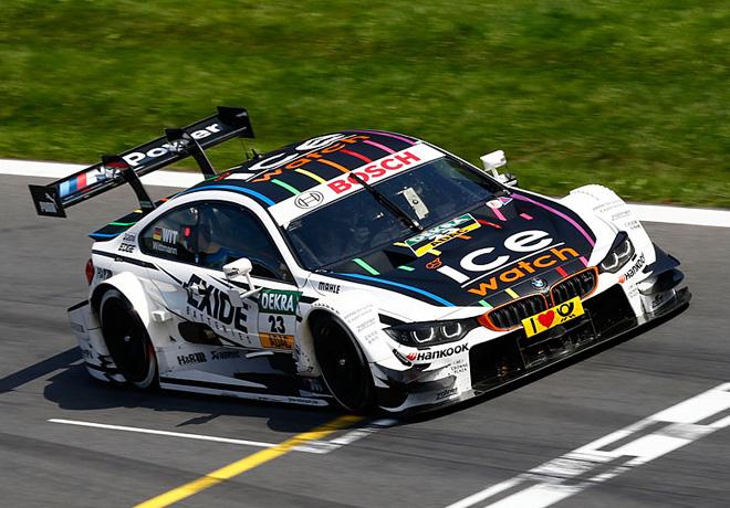 DTM - Spielberg - Marco Wittmann - BMW