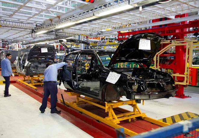 Diez meses en rojo para la industria automotriz argentina
