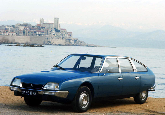 El Citroen CX cumple 40 años