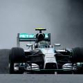 F1 - Belgica 2014 - Nico Rosberg - Mercedes GP