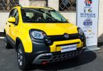Fiat Panda Cross protagonista del Partido Interreligioso por la Paz 3