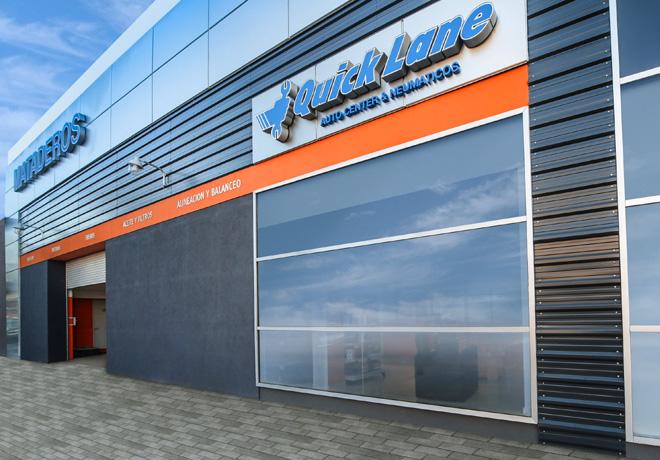 Ford - Quick Lane inauguro su segunda sucursal