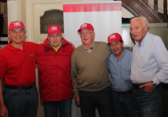 Homenaje del Club Fiat Clasicos a Ricardo Zunino 4