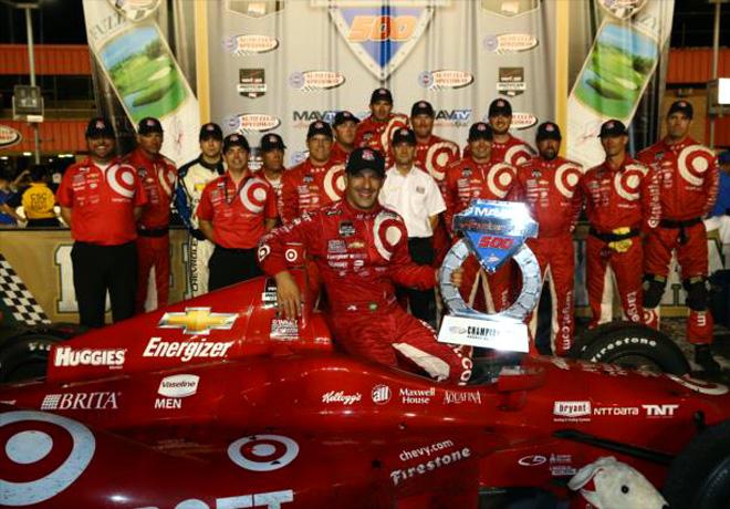 IndyCar - Fontana - Tony Kanaan