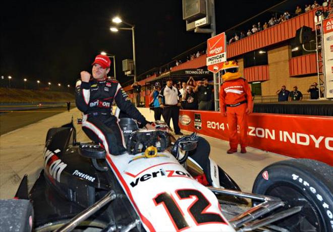 IndyCar - Fontana - Will Power Campeon