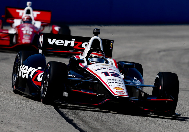 IndyCar - Milwaukee - Will Power