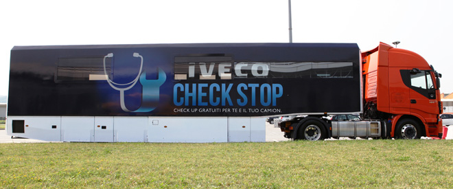 Iveco Check Stop 1