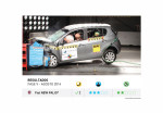 Latin NCAP - Resultados Fase V - Fiat Nuevo Palio 2