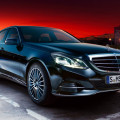 Mercedes-Benz Clase E Blindado 1