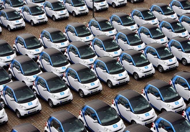 Mercedes-Benz ya ofrece car2go en 26 ciudades 1