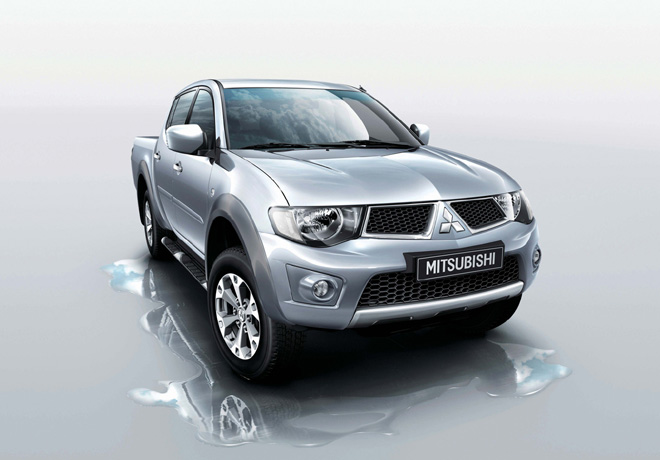 Mitsubishi L200 2.5 High-Power DI-D