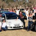 Presentacion Rally de las Princesas Copa Fiat en El Refugio 2