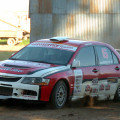 Rally Federal - Guatimozin 2014 - Final - Federico Devoto - Mitsubishi Lancer EVO