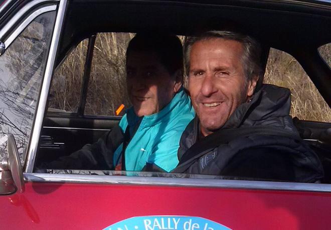 Rally de la Monatña - Ernesto Tito Bessone