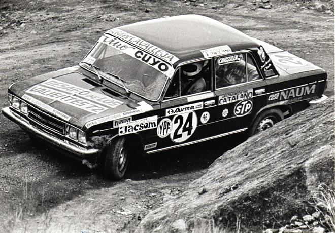 Rally de la Monatña - Fiat - desafio de los valientes