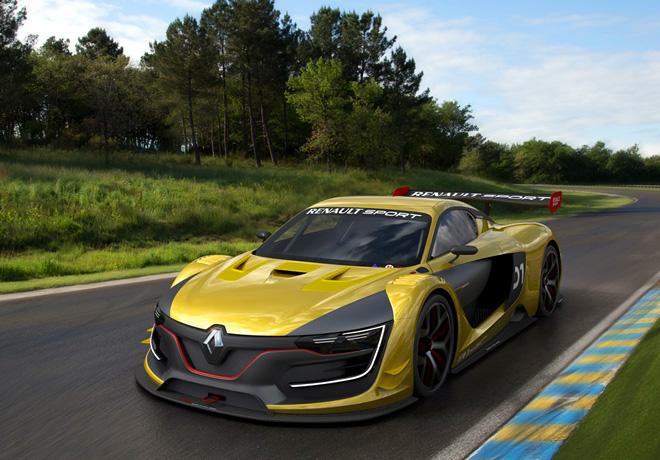 Renault Sport RS01 1