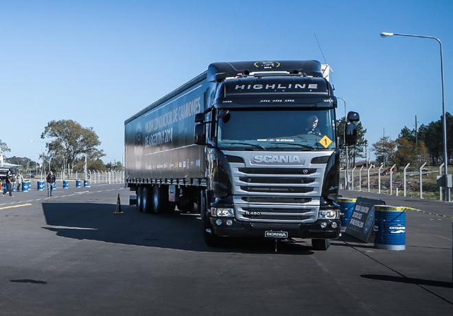 Scania - MCCA Regional Concordia 1