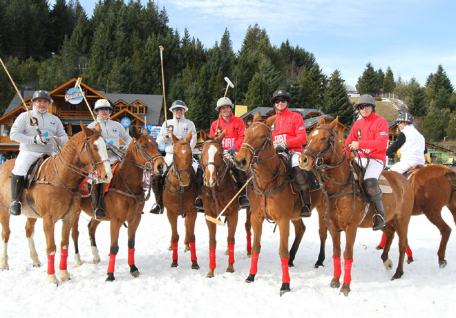 Snow Polo Catedral - Fiat Polo Team 2