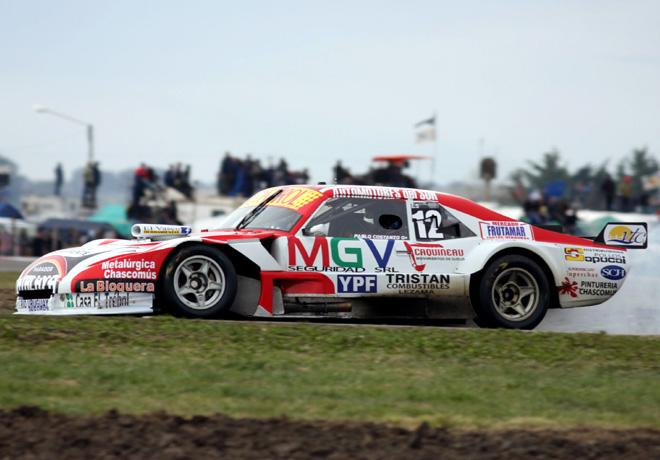 TC Pista - Olavarria - Pablo Costanzo - Chevrolet