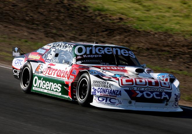 TC Pista - Rafaela - Camilo Echevarria - Chevrolet