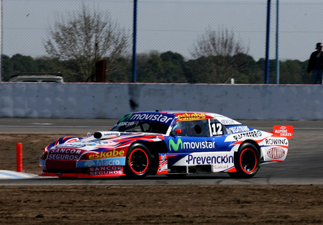TC - Rafaela - Christian Ledesma - Chevrolet