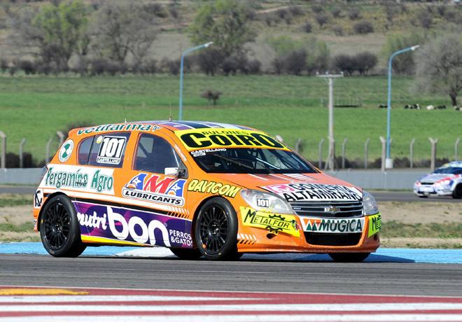 TN - Toay - La Pampa 2014 - Clase 3 - Jonatan Castellano - Chevrolet Vectra
