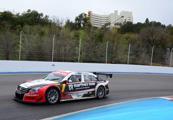 Top Race - Potrero de los Funes 2014 - Agustin Canapino - Mercedes-Benz