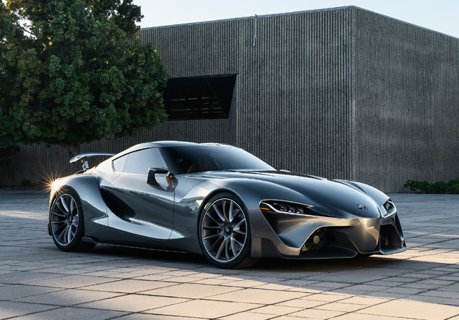 Toyota FT-1 Concept 1