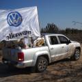 VW - Amarok - Donaciones
