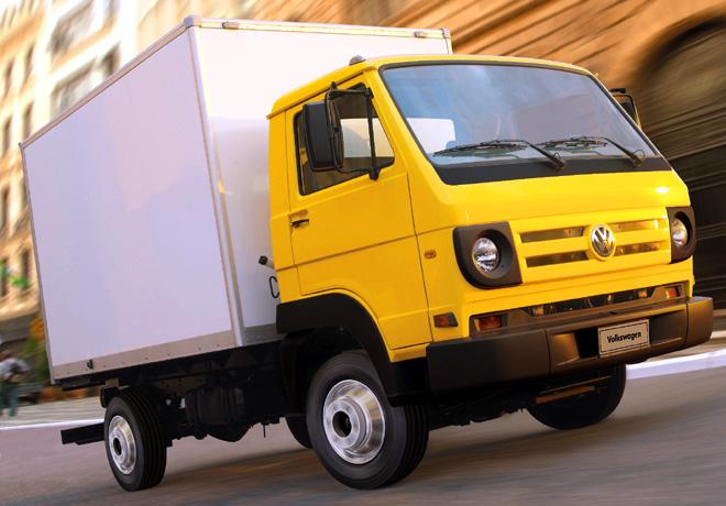 VW Camiones y Buses esta presente en Expo Logistica