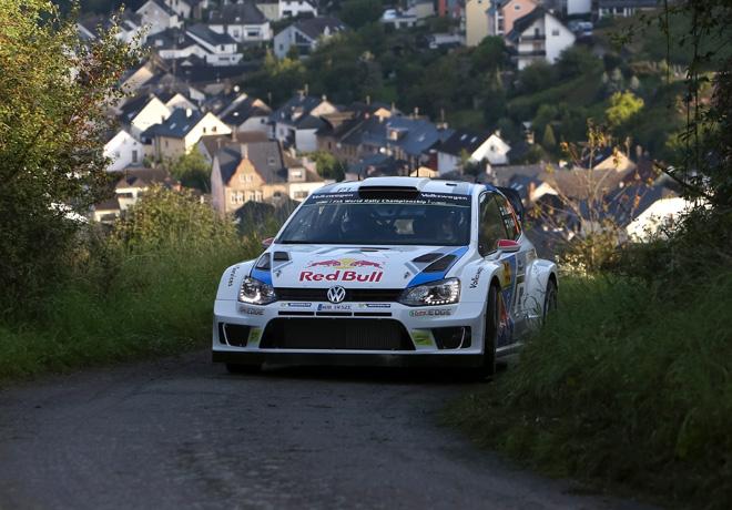 WRC - Alemania 2014 - Dia 2 - Jari-Matti Latvala - VW Polo R